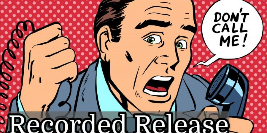 Recorded Release Statements