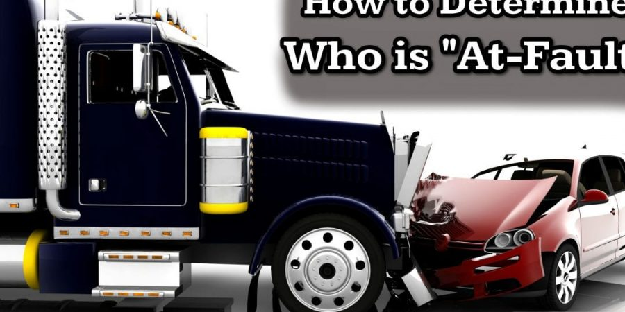 """How to Determine Who is """"At Fault"""" in a Car Accident"""