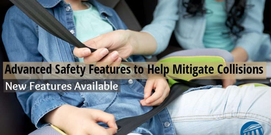 Advanced Safety Features to Help Mitigate Collisions