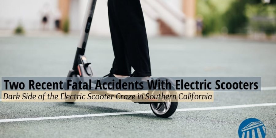 Two Recent Fatal Accidents Show the Darker Side of the Electric Scooter Craze