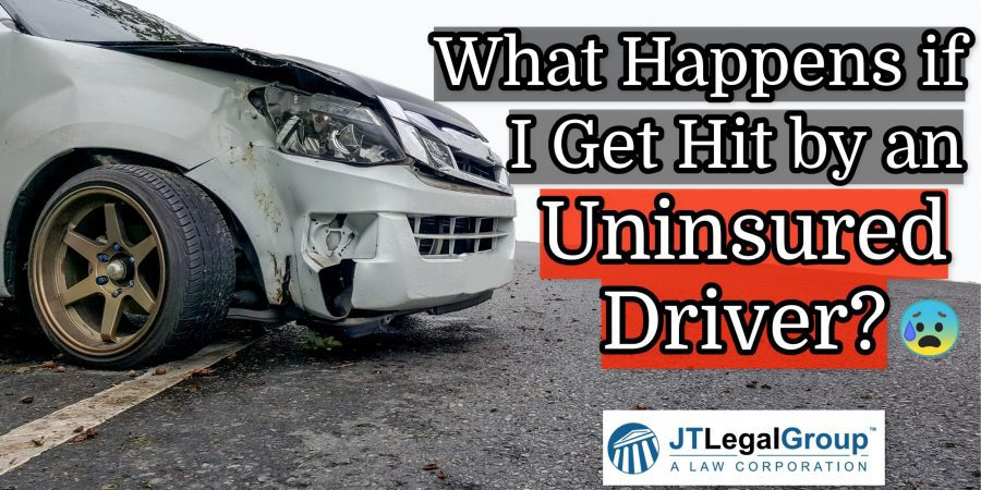 What Happens if I Get Hit by an Uninsured Driver?
