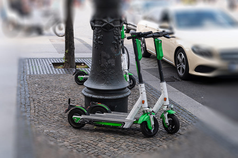 Bird Scooter Accident Lawyers