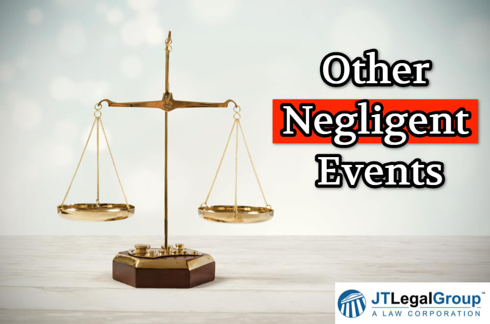 Other Negligent Events