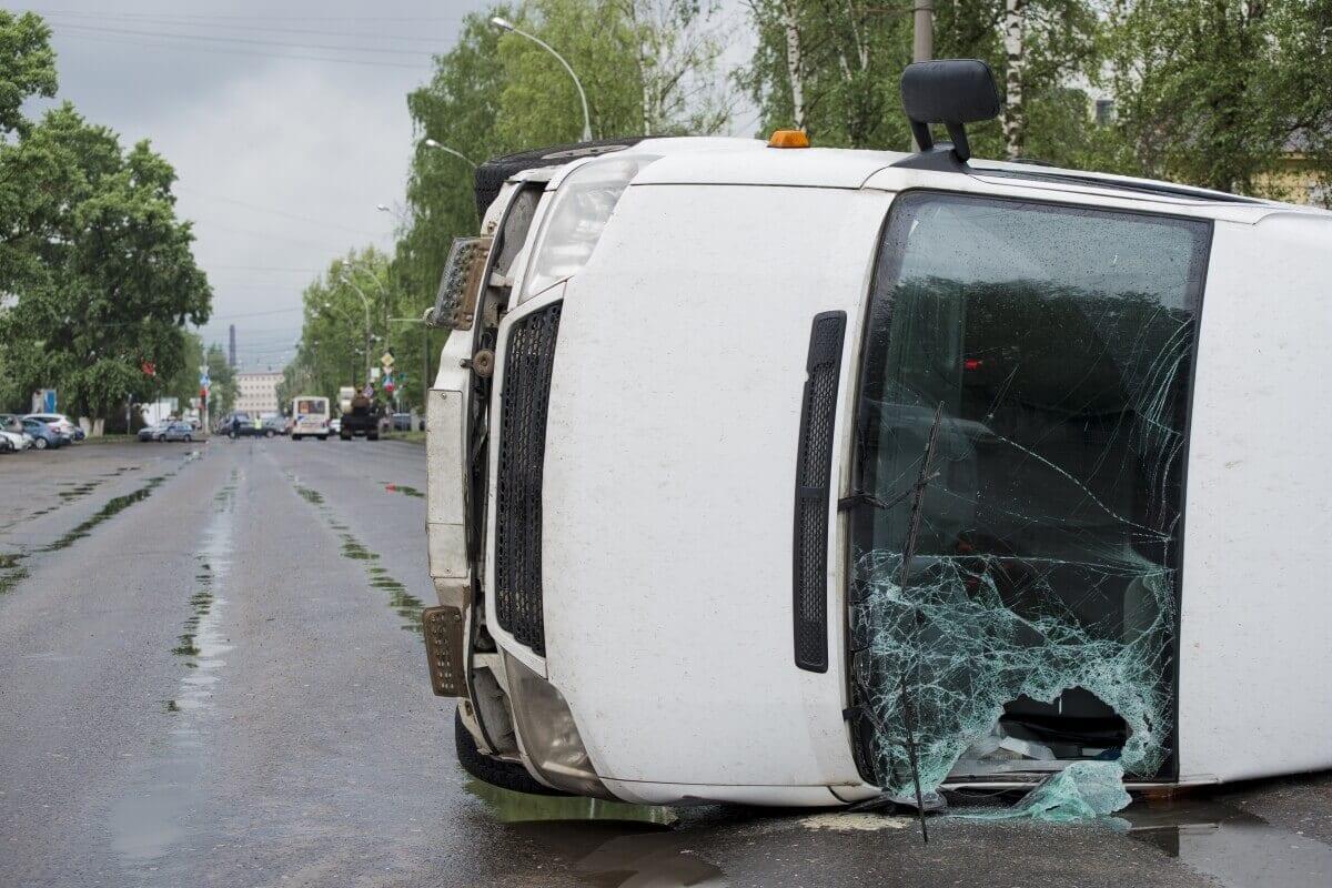 Top Los Angeles Van Accident Attorneys