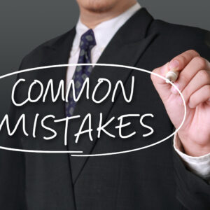 Common Mistakes People Make After an Accident